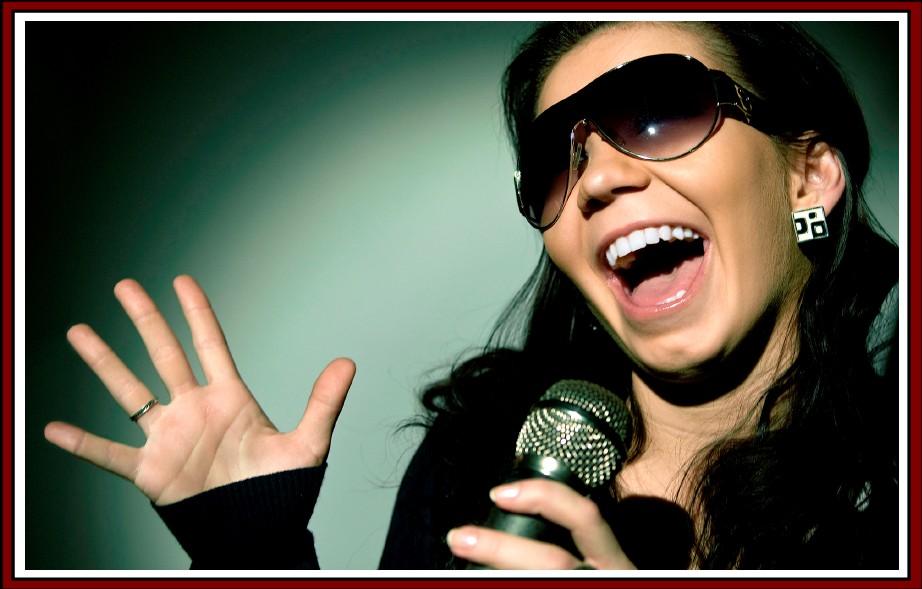 One day akon karaoke